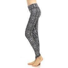 Yoga Pants Print Women Tights Leggings Sport Fitness Run Jogging Elastic Gym Exercise Female Lady High Waist Sportwear Trousers