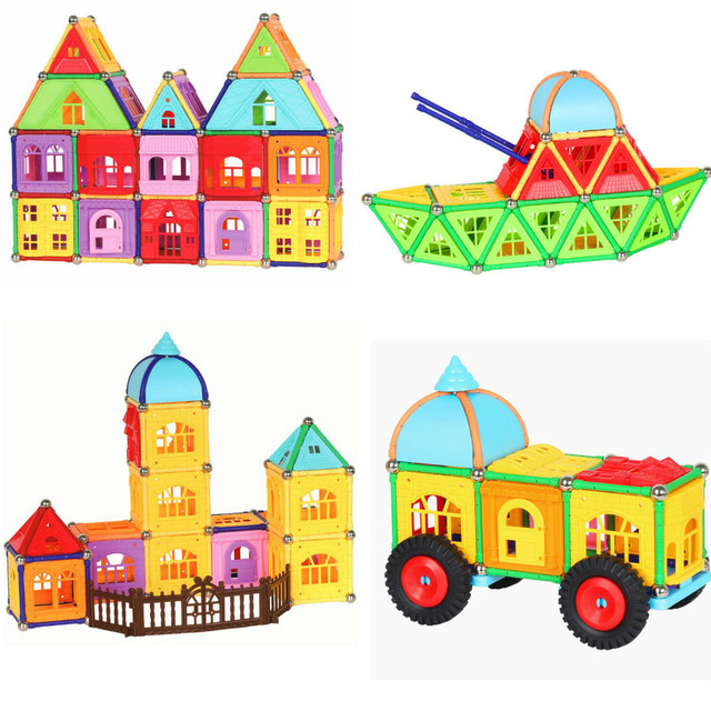 Image result for magnetic construction toys