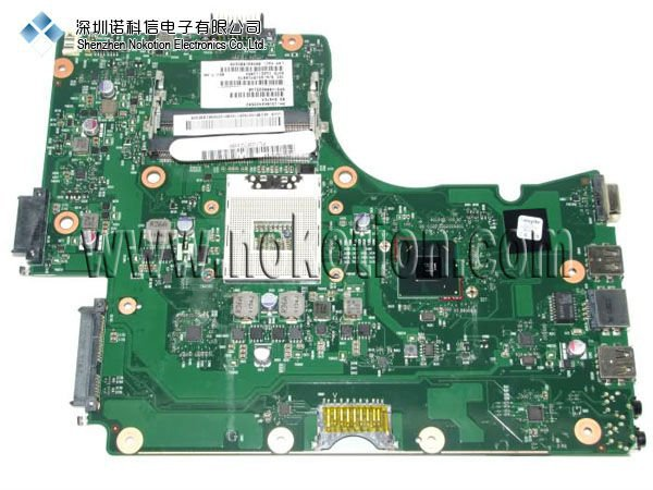 ФОТО 1310A2423502 MN10R-6050A2423501-MB-A02 Original laptop Motherboard For Toshiba C650 V000225140 100% FULL TESTED