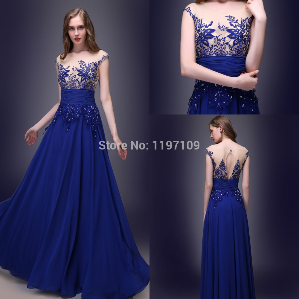 Compare Prices on Long Prom Dress Blue- Online Shopping/Buy Low ...