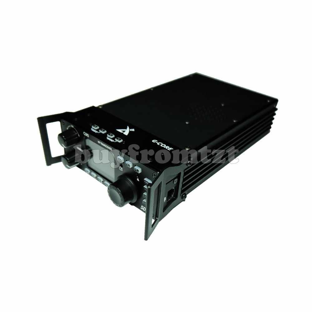 Outdoor Shortwave Radio SDR Portable Transceiver HF 20W SSB/CW/AM 0 5-30MHz  w/ Built-in Antenna Tuner XIEGU G90 IF Output
