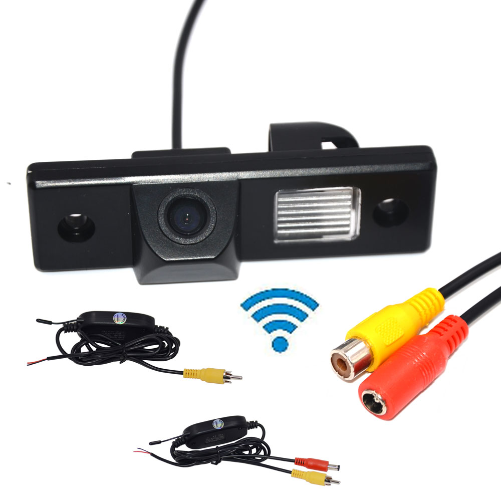 Wireless Car Rear View Reverse Backup Camera Rearview Parking For CHEVROLET EPICA/LOVA/AVEO/CAPTIVA/CRUZE/LACETTI