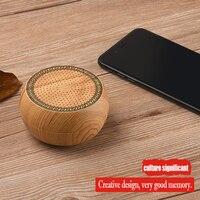 Portable Mini Bluetooth Sound Box Outdoor Sports Stereo Bass HiFi MP3 Mobile Phone Speaker Mobile Speaker