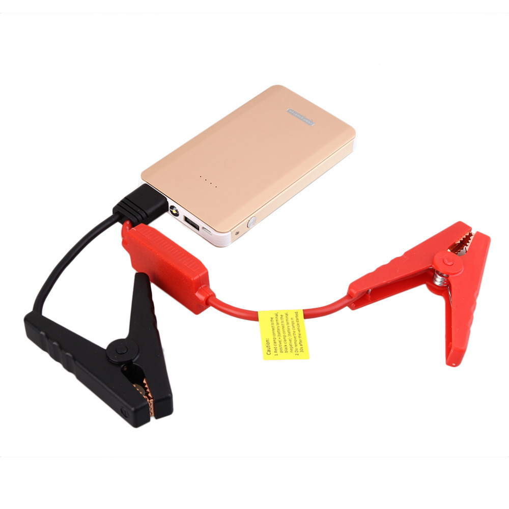 Universal 5 Colors 30000mAh Car Jump Starter Mini Emergency Charger Battery Booster Power Bank Jump Starter