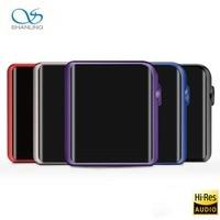 Shanling M0 Bluetooth MP3 плеер Сенсорный экран плеера Поддержка USB Aduio микро мини карта флэш памяти TF спортивные без потерь