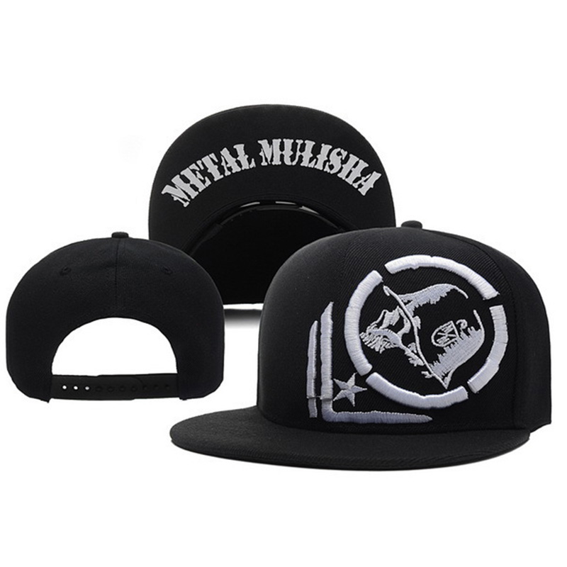 d408aee8b5f 2016 Fashion Metal Mulisha Baseball Hat Best Quality Brand Snapback Cap For  Men Women Free Shipping-in Baseball Caps from Apparel Accessories on ...