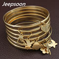 Wholesale HOT New Design Fashion Stainless Steel Jewelry Classic Cuff Bangles & Bracelet Charm For Women And Girl BFADAVCA