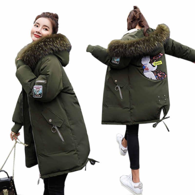 Winter Parka Jacket Womens