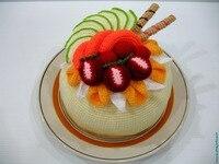 armigurumi croche tasty fruit model number w15716