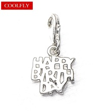 Buy charms happy birthday and get free shipping on AliExpresscom