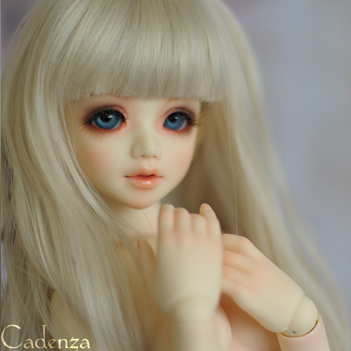 1/4 scale doll Nude BJD Recast BJD/SD Kid cute Girl Resin Doll Model Toy.not include clothes,shoes,wig and accessories.A15A199-C