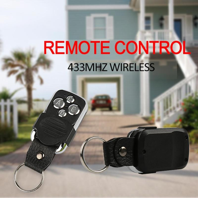 10PCS 433 mhz Wireless 4 Channel Key Fob Remote Control Copy CAME Transmitter Duplicating Cloning Function Remote Control Switch