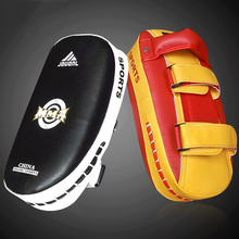 Hot Sale Muay Thai Kick Boxing Strike Curve Pads Punch MMA Focus Luva Boxeo Foot