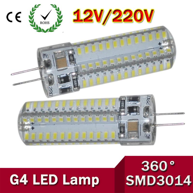 Led g4 AC 220V DC 12V Led bulb Lamp SMD 3014 3W 4W 5W 6W 7W Replace 10w 30w halogen lamp light 360 Beam Angle LED Bulb lamp 5x g4 ac dc 12v led bulb lamp smd 1505 3014 2835 2w 3w 4w replace halogen lamp light 360 beam angle luz lampada led