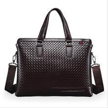 Business handbags Designer Men's iPad crossbody bag Messenger Bags