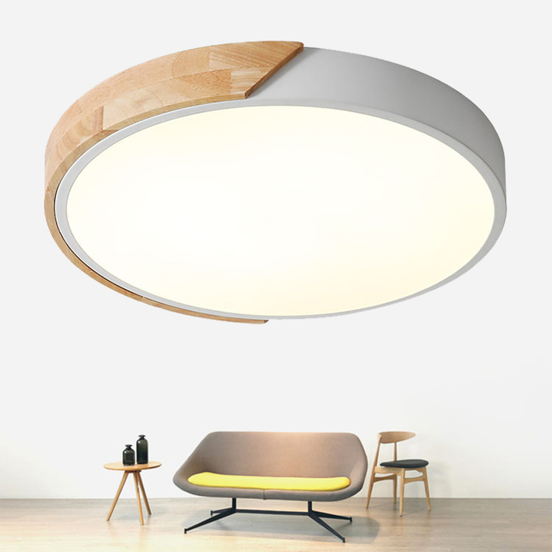 Modern LED Ceiling Lights luminaria led teto Modern Colorful Ceiling lamp for living room kids room aisle Home Light Fixtures