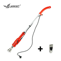 LANNERET TW2000DW01 2000W Electric Thermal Weeder Hot Air Weed Killer Grass Flame Weed Burner Of Garden