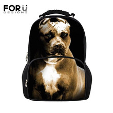 Pit Bull Backpack for College Boys or Girls