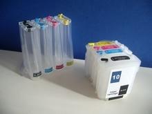 1 set Empty CISS for hp 10 11 Business Inkjet 1000 1100 1200 cp1700 2200 2000 2280 2300 2500 2600 2800 Pro K850 9100 Printer