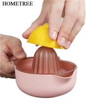 HOMETREE 1PC Hand Press Juicer Tool Household Manual Juice Bottle Mini Travel Small Juicer Machine Extractor Hand Press Cup H178 reorder rate up to 80% hand press button machine exported to 58 countries manual hand press machine