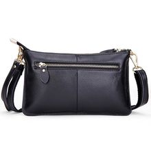 Women Clutch Bag Genuine Leather Evening Bags Candy Color Summer Crossbody Messenger Bag Female Shoulder Bags Envelope Handbags