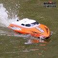 RC 2.4G Barco de Control Remoto de Carreras de Alta Velocidad Eléctrica grande 25 KM/H VS FT007 FT009 Wl911 Wl912