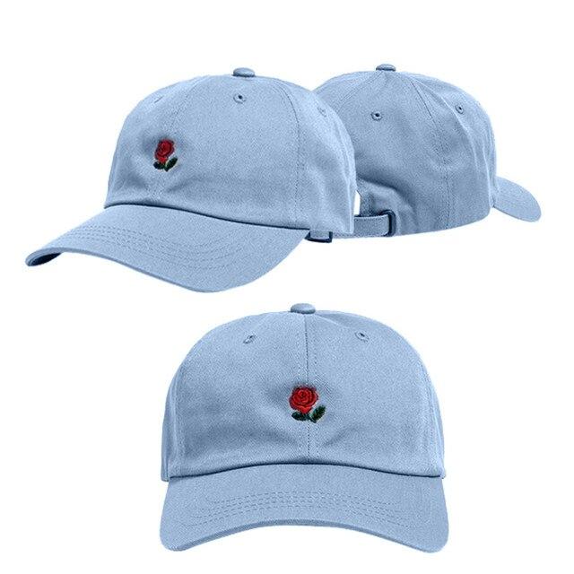 FEITONG marca al por mayor gorra de béisbol sombrero casquillo gorras Rosa  bordado hip hop sombreros d1d51260f1a