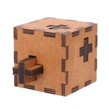 Nova suíça cubo de madeira, quebra cabeça secreto, brinquedo de madeira, teatro, brinquedo para crianças, teste do cérebro, brinquedos