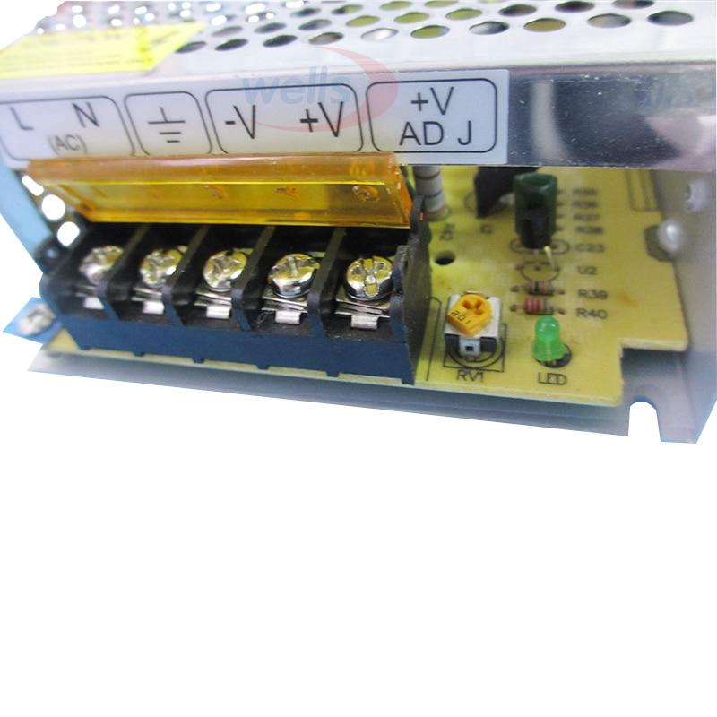 12V 5A Univerzalni regulirani prekidač napajanja Transformator 5050 - Različiti rasvjetni pribor - Foto 2