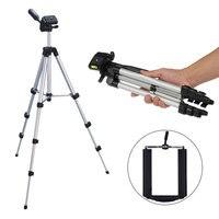 Professional Lightweight Tripod For Nikon D3300 D5300 Canon 6d Digital Camera Holder Mount For DSLR Camera