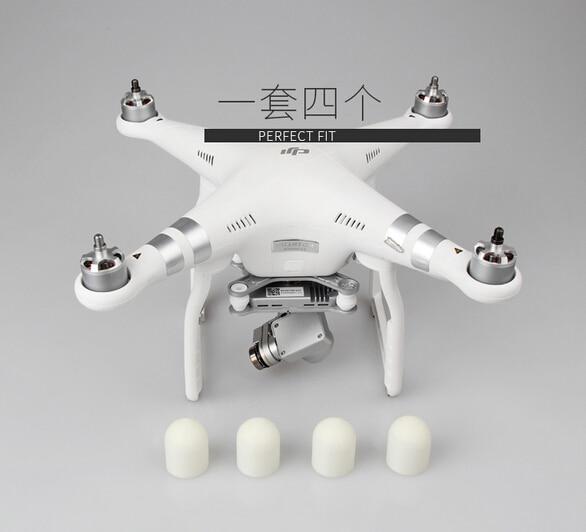 Колпачки для моторов для дрона фантом посадочные шасси мягкие фантом дешево