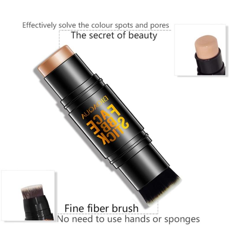 Face Care Blemish Creamy Concealer Stick Daily Facial Makeup Dark Eye Circle Hide Blemish