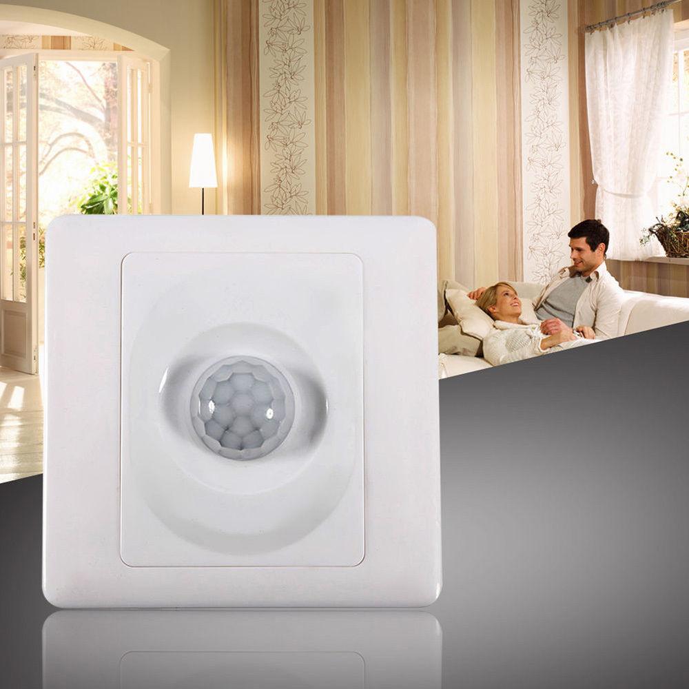 New Designed PIR Senser Infrared IR Switch Module Body Motion Sensor Auto On off Lights Lamps 6DVS