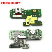 ФОТО for huawei honor 8 lite / p8 lite(2017) pra-al00 bottom board usb charger charging port with mic microphone circuits board