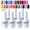 GEL LAB Nail Gel 15ml Soak Off UV Top Foundation Led Gel  Beauty for Nails UV Gel Lacquers Choose 1 from 233 Colors 121-150