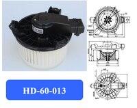 Motor de ventilador de aire acondicionado automotriz/ventilador electrónico/motor/yar es motor de ventilador
