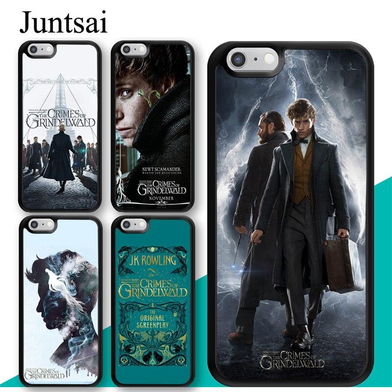 Juntsai Fantastic Beasts 2 Crimes of Grindelwald TPU Case