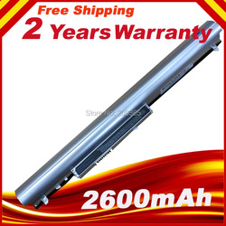 2600mah Battery For HP Pavilion TouchSmart 14 15 Notebook PC series F3B96AA 728460-001 LA04