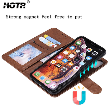 Detachable PU Leather Case for iphone X XS XR XS Max 5 5s SE 2 6 6S 7 8 plus for iphone 12 11 Pro Max SE 2 Flip Wallet Cover
