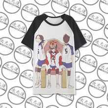 Haikyuu  cotton  Shirt