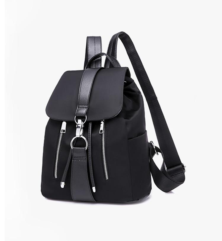 HTB1YkY3flnTBKNjSZPfq6zf1XXas Fashion Waterproof Oxford Backpack Girls Schoolbag Shoulder Bag High Quality Women Backpacks Mochila Feminina