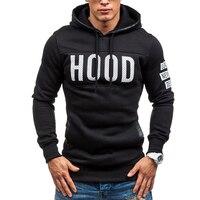 2017 Hooded Sweatshirt Men S Badge Prints Sweatshirt Men S Hooded Hip Hop Winter Hoodie Men