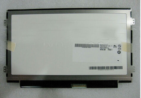 "Nuevo 10.1 "" WSVGA delgado LED LCD para ASUS EEE PC X101H X101 pantalla pantalla LCD de repuesto"