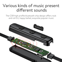 Baseus Encok S07 Neckband Wireless Bluetooth Earphone for Smartphone