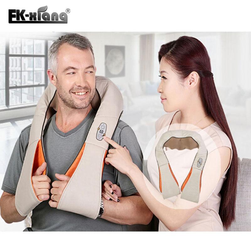 U Shape.Electrical Shiatsu.Back мойын иық талия - Денсаулық сақтау - фото 5