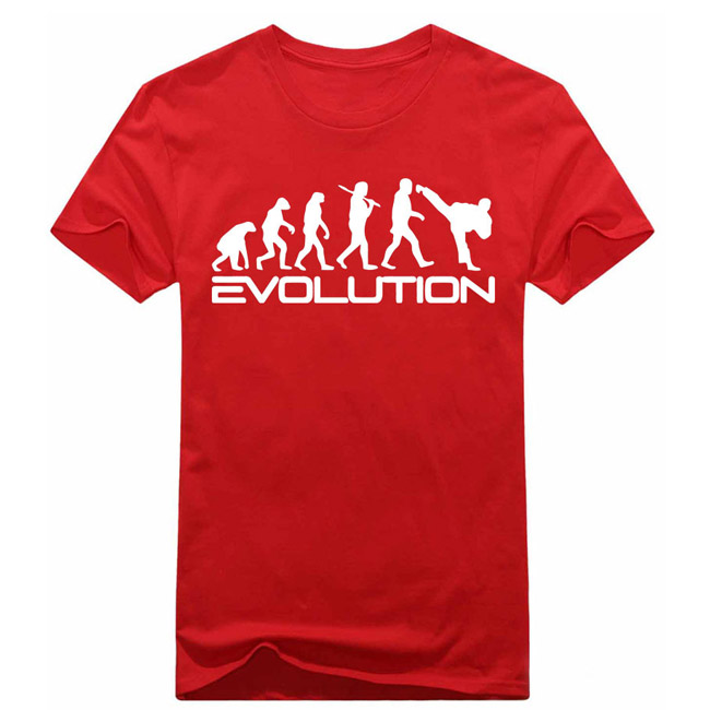 Martial Arts Evolution T-Shirt 2