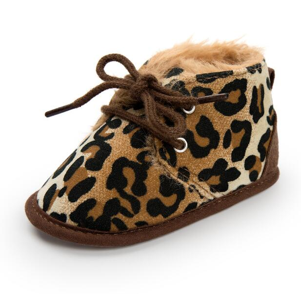 874365961 2019 winter fleece lined boot with fur super warm baby moccasins ...