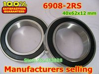High Quality Deep Groove Ball Bearing 6908 2RS 6908 2RS 61908 2RS 6908RS 6908RZ 40 62