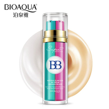 BIOAQUA Brand BB Cream Liquid Foundation Makeup Primer 2 In 1 Base Maquiagem Naked Make Up Flawless Corrector Nude Cosmetics