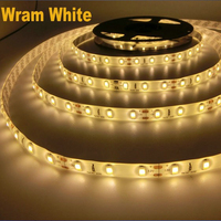 DC 12V 5730 5630 LED Strip Lights Flexible LED Lights Strip Waterproof Fita 60 LED/M With Self adhesive Back Tape